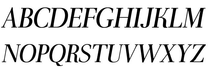 AntPoltCond-Italic Font UPPERCASE