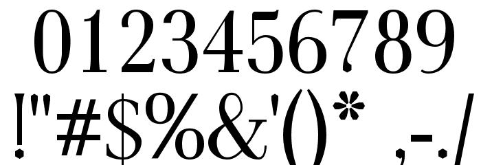 AntPoltCond-Regular Font OTHER CHARS