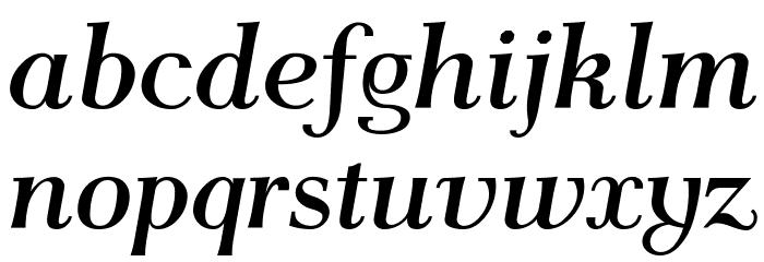AntPoltLt-BoldItalic フォント 小文字