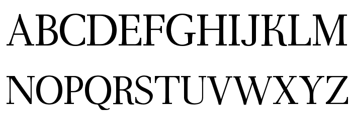 AntPoltLt-Regular Font UPPERCASE