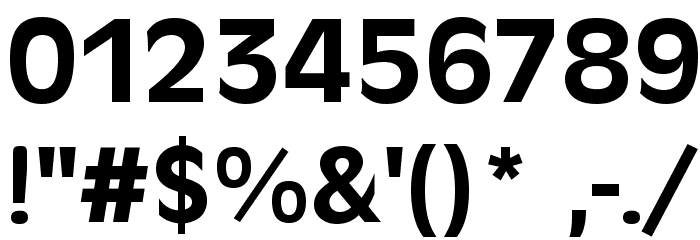 Antigoni Med Font OTHER CHARS