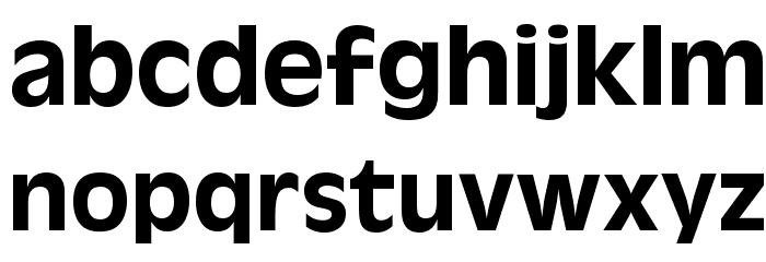 Antigoni Med Font LOWERCASE
