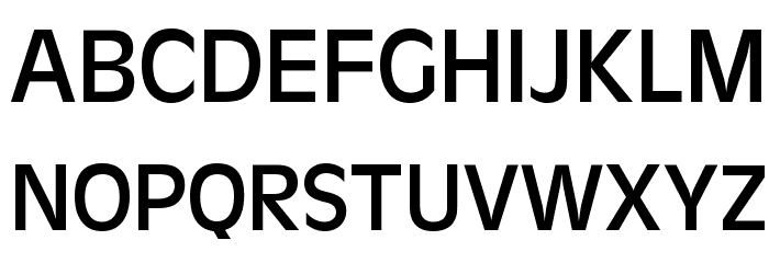 Antigoni 字体 大写