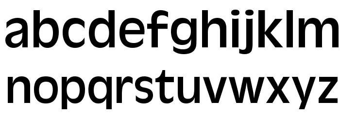 Antigoni 字体 小写