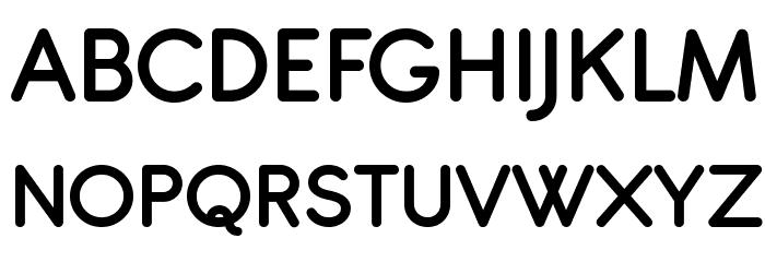 Antipasto Pro DemiBold Schriftart Groß