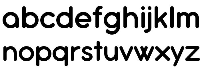 Antipasto Pro DemiBold Schriftart Kleinbuchstaben