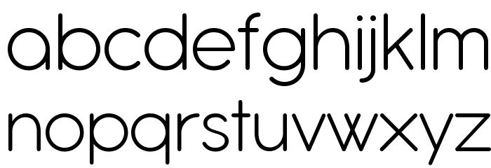 Antipasto Pro Light Schriftart Kleinbuchstaben