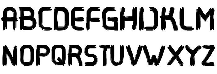 Antreas Regular Шрифта ВЕРХНИЙ