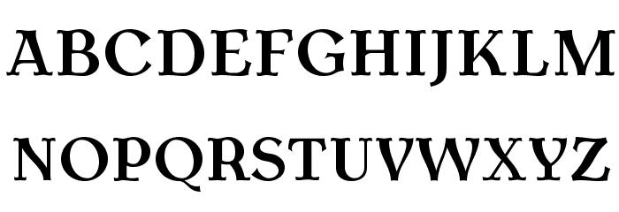 AntykwaTorunska-Bold Font UPPERCASE