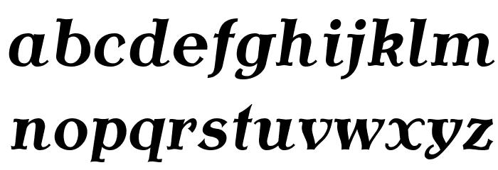 AntykwaTorunska-BoldItalic Шрифта строчной