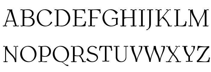 AntykwaTorunskaLight-Regular Шрифта ВЕРХНИЙ