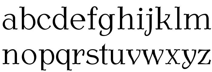 AntykwaTorunskaLight-Regular Шрифта строчной