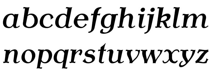 AntykwaTorunskaMed-Italic Шрифта строчной