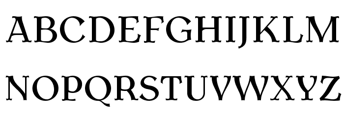 AntykwaTorunskaMed-Regular Шрифта ВЕРХНИЙ