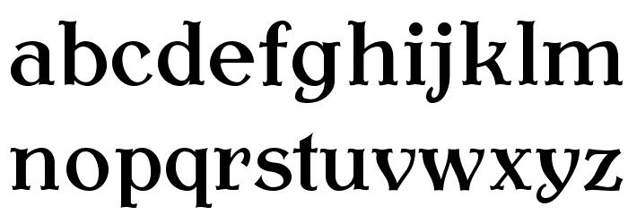 AntykwaTorunskaMed-Regular Шрифта строчной