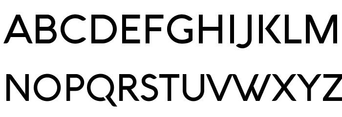 Aquawax Medium لخطوط تنزيل الأحرف الكبيرة