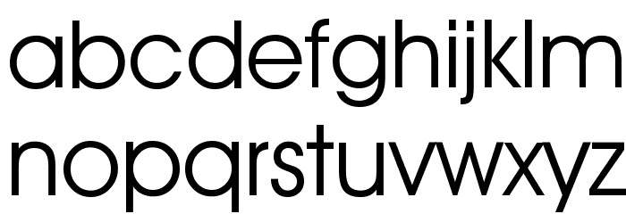 ArTarumianKamar Font LOWERCASE
