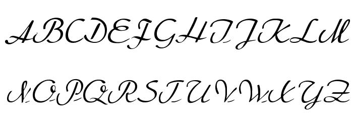 Arabella لخطوط تنزيل الأحرف الكبيرة