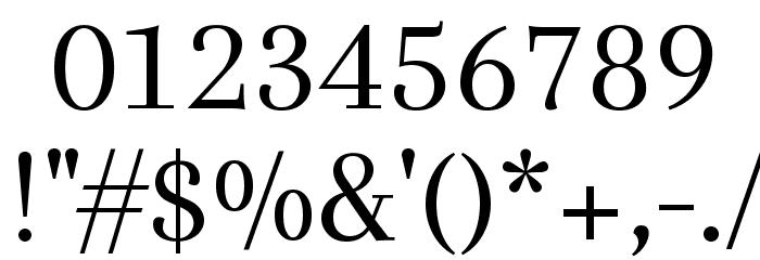 Arapey-Regular Font OTHER CHARS