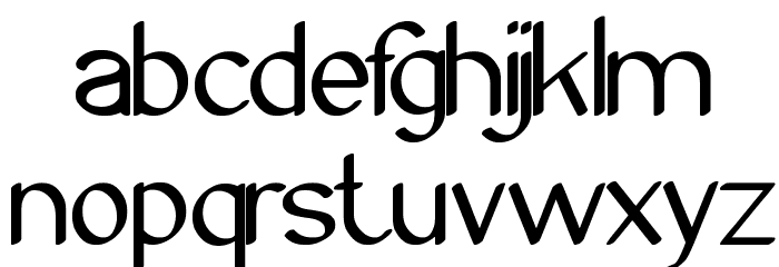 Archieve Font LOWERCASE