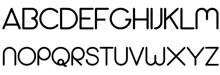 Arista 2.0 Alternate Light Font UPPERCASE