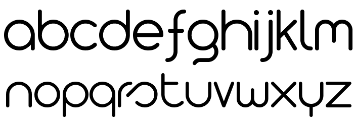 Arista 2.0 Alternate Light Font LOWERCASE