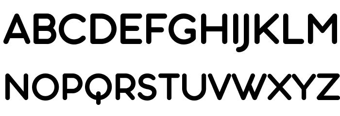 Aristotelica Display Trial DemiBold Schriftart Groß