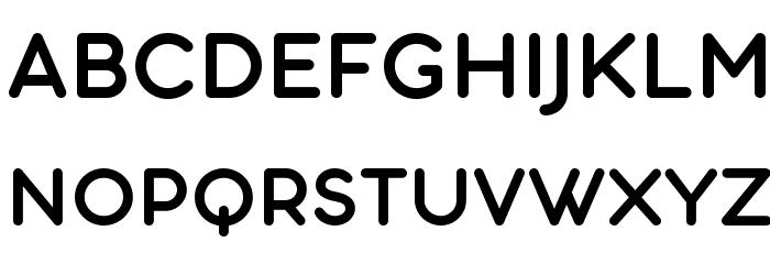 Aristotelica Text Trial DemiBold Schriftart Groß