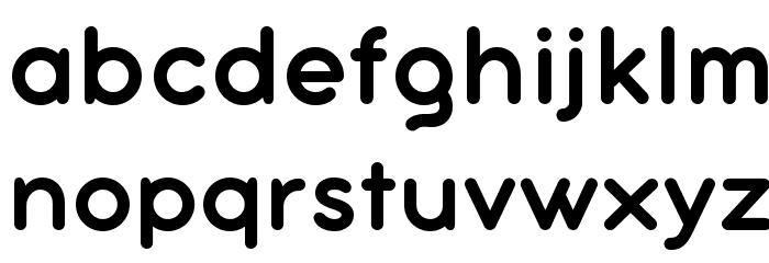 Aristotelica Text Trial DemiBold Schriftart Kleinbuchstaben