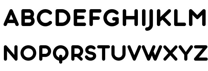 AristotelicaSmallCaps-Bold Schriftart Groß