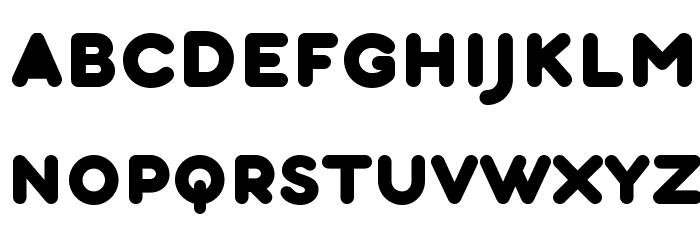 AristotelicaSmallCaps-Bold Schriftart Kleinbuchstaben