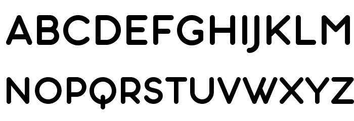 AristotelicaSmallCaps-DemiBold Schriftart Groß
