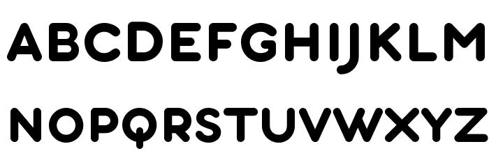 AristotelicaSmallCaps-DemiBold Schriftart Kleinbuchstaben