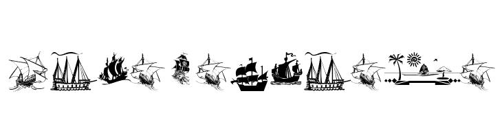 ArmadaPirata  नि: शुल्क फ़ॉन्ट्स डाउनलोड