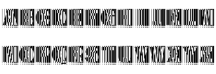 Arrgh! Font LOWERCASE