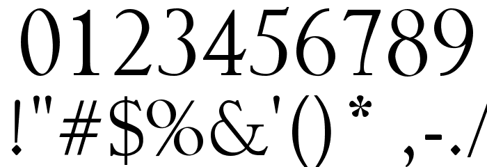 Art Class Font OTHER CHARS