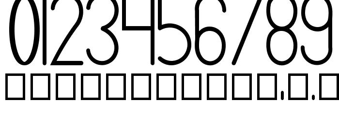 Artesana Шрифта ДРУГИЕ символов