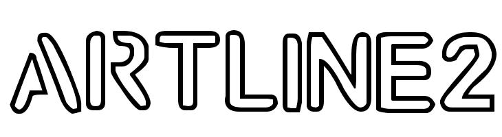 artline2  Descarca Fonturi Gratis