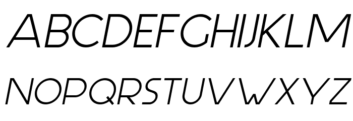 Aspergit-BoldItalic Fonte MAIÚSCULAS