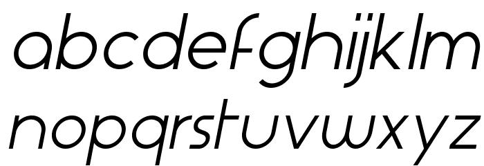 Aspergit-BoldItalic Fonte MINÚSCULAS