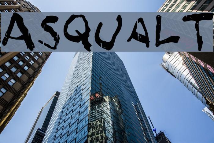 Asqualt Fonte examples