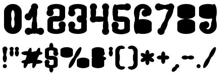 Astakhov Access Degree AF Serif Font OTHER CHARS