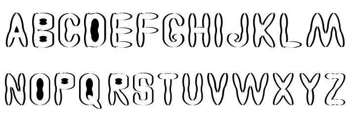 Astakhov Access Degree S Font UPPERCASE