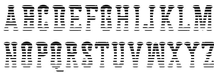 Astakhov Dished L Serif Font Litere mari