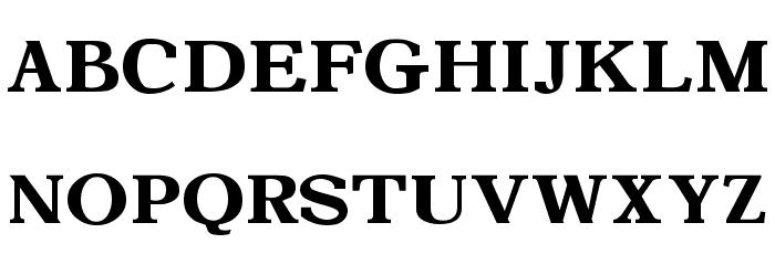 Aster1 Font UPPERCASE