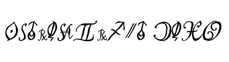 AstroScript Bold  baixar fontes gratis