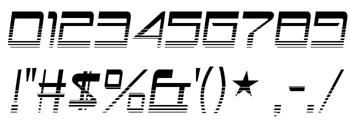 Astron Boy Video Шрифта ДРУГИЕ символов