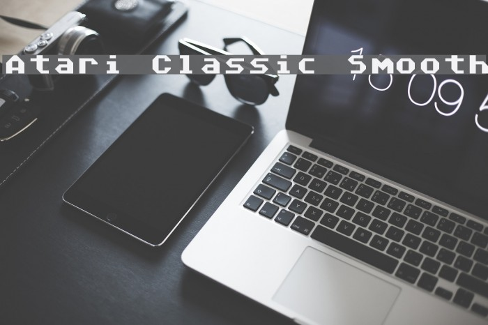 Atari Classic Smooth Polices examples
