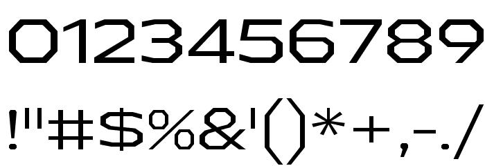 AthabascaExBk-Regular Font Alte caractere