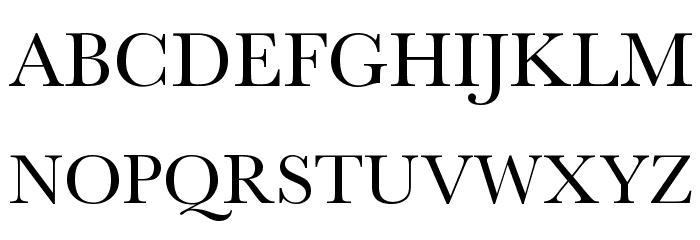 Athena Unicode Шрифта ВЕРХНИЙ